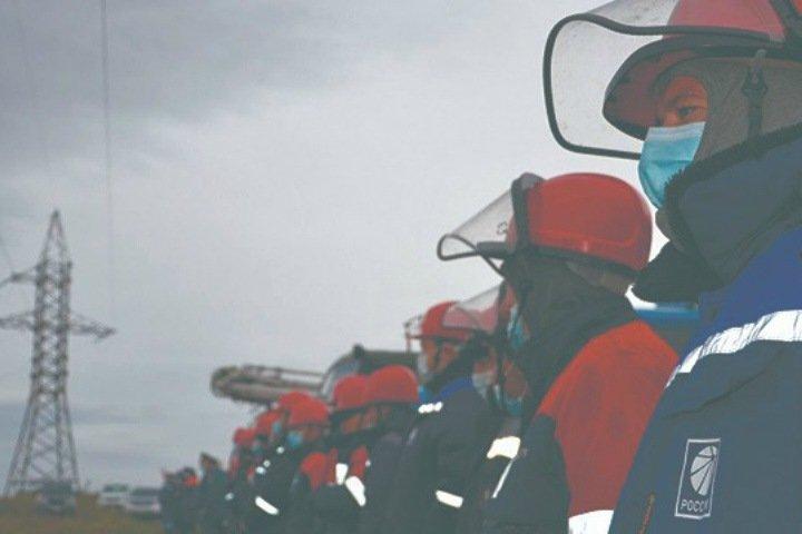 «Россети» восстановили электроснабжение в Туве