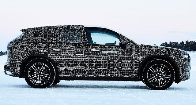 Баварский электрокар: BMW покажет кроссовер iNext