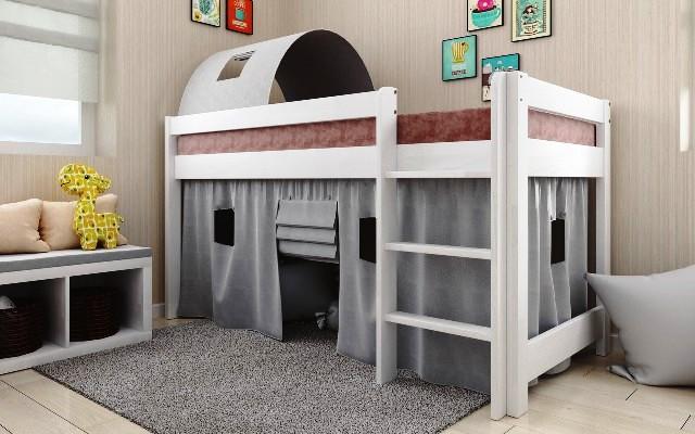 Виды и особенности двухъярусных кроватей