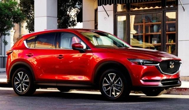 Mazda заняла 1- место среди самых надежных машин