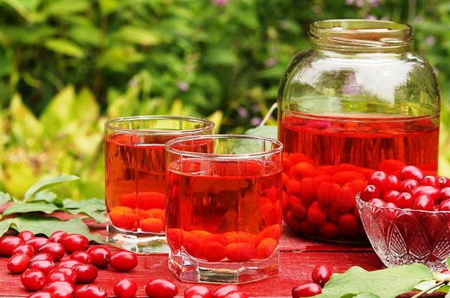 Ягодная настойка. 5 вариантов ароматных напитков