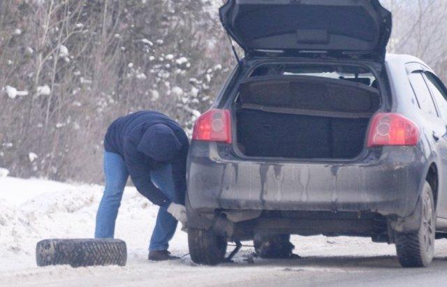 Зимой водителей ждут несколько изменений. Подробности