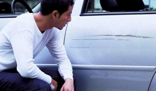 Вмятина и царапины: Что делать если авто ударили на парковке