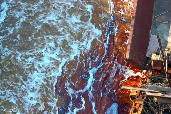 Структура «Норникеля» связывает загрязнение почвы в Норильске с работой предприятий, а не с разливом топлива