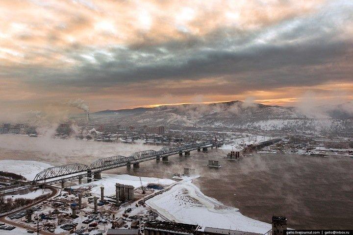 «Токсичный воздух»: «Русал» уличили в загрязнении атмосферы в Красноярске