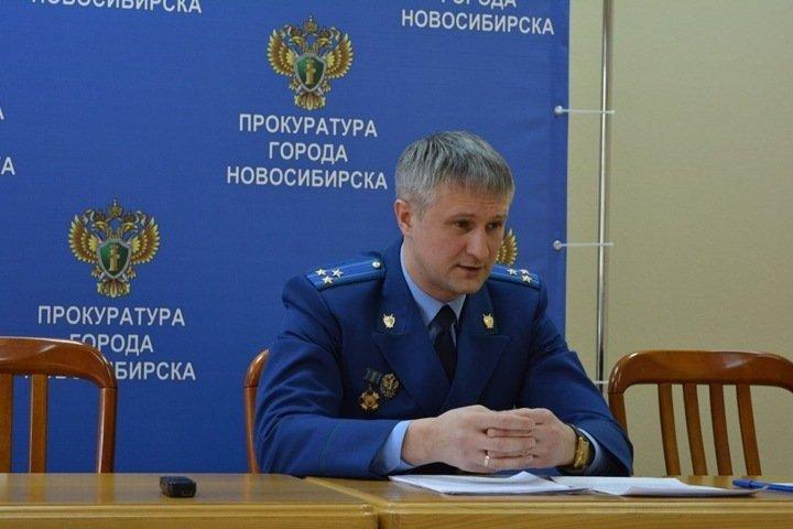 Обжалован арест экс-прокурора Новосибирска