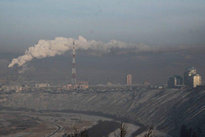 Бизнесу в Бурятии запретят использовать уголь и дрова в холодное время года