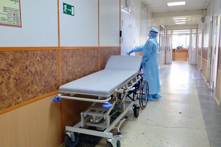 Новосибирские власти об отказе в информации: смертность от коронавируса не затрагивает права и свободы