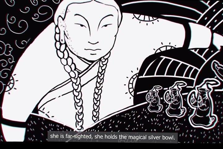 Комикс о Байкале и мультфильм о бурятской богине. Сибирь за неделю