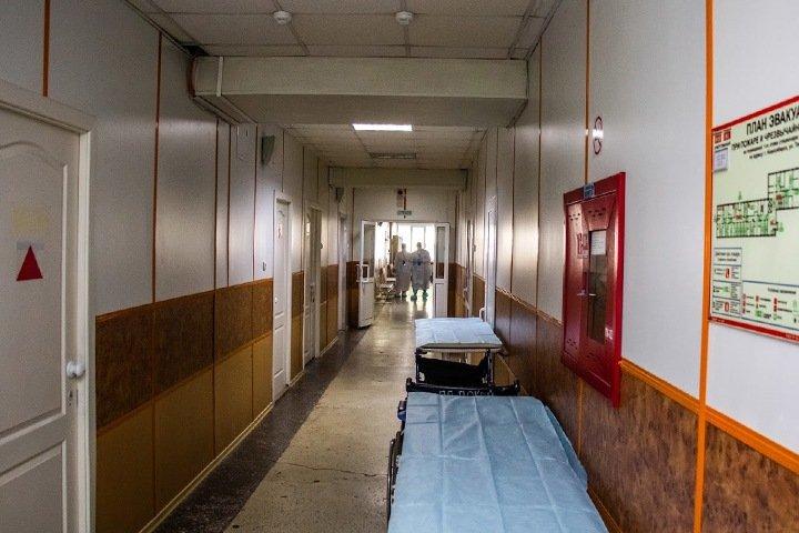 Новосибирские власти переводят помощь зараженным на «дистанционку»