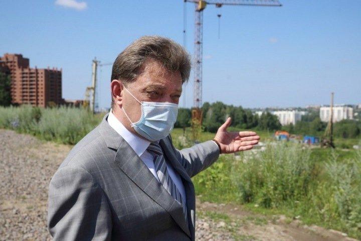 Суд арестовал мэра Томска