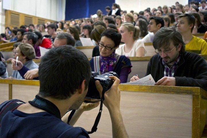 Россотрудничество вмешало Крым в разрыв договора с «Тотальным диктантом»