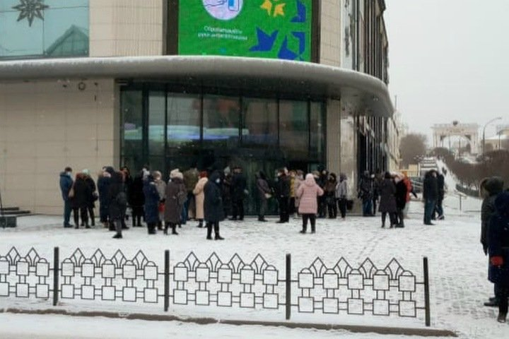 Прокуратура начала проверку после митинга бурятских бизнесменов против локдауна