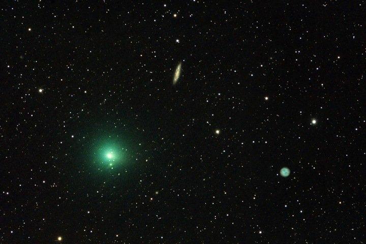 «Чем больше замеров, тем точнее выводы».Российские астрономы объяснили противоречивые наблюдения комет