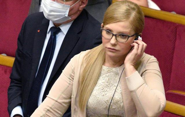 Юлино царство. Тимошенко мечтает управлять Украиной
