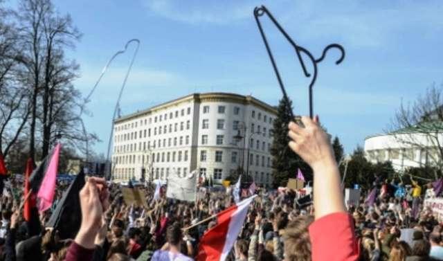 польские протесты
