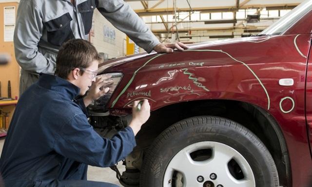 Эти ошибки делает каждый второй автолюбитель при кузовном ремонте