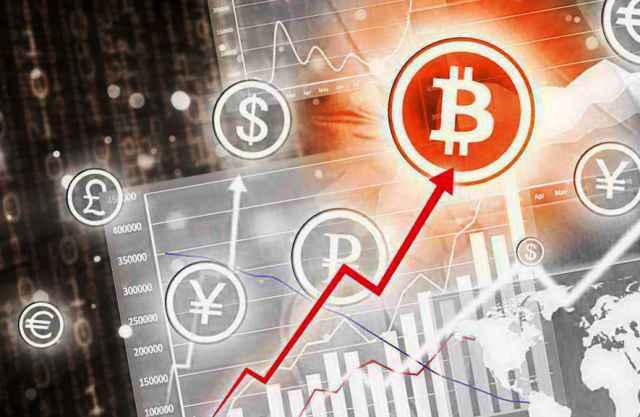 Новый рекорд: стоимость биткоина выше $22 тыс