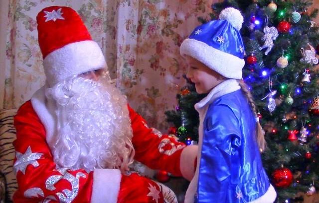 Дедушка со справкой: как Деда Мороза в этом году заказывают