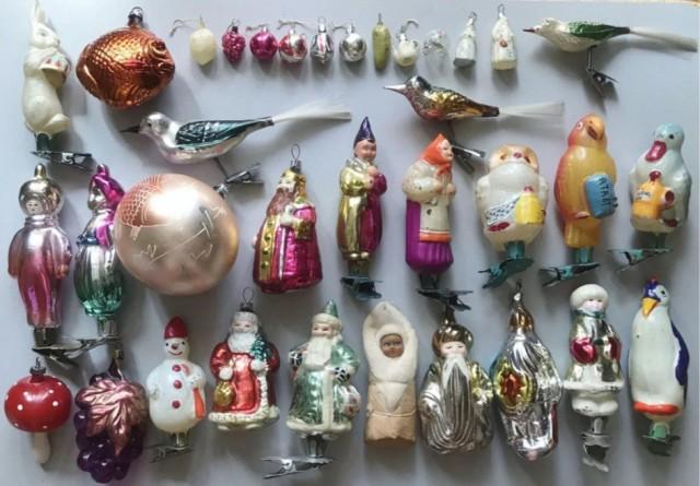 Советские елочные игрушки: как нарядить елку на 2021 год