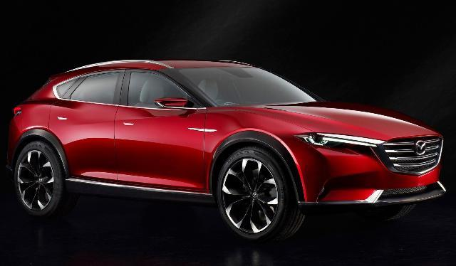 3-е поколение Mazda CX-50: появились первые фото