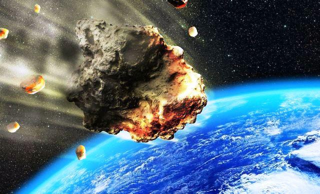 Признаки жизни. Ученые на метеорите нашли следы внеземной органики