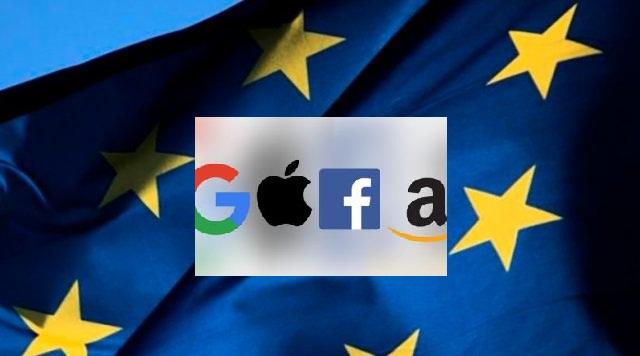 Цифровое пространство. Как ЕС перекраивает виртуальный рынок