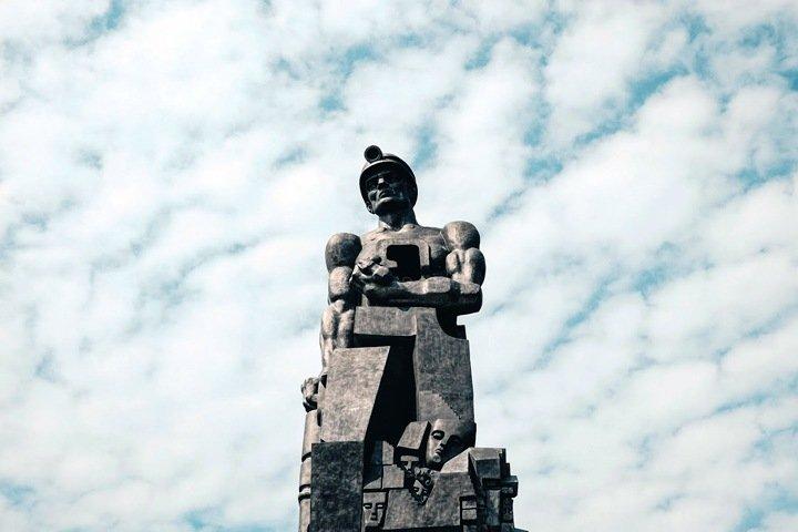 Режим «черного неба» объявили в городах Кузбасса