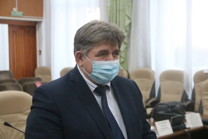 Евгений Шестернин переизбран мэром Бердска