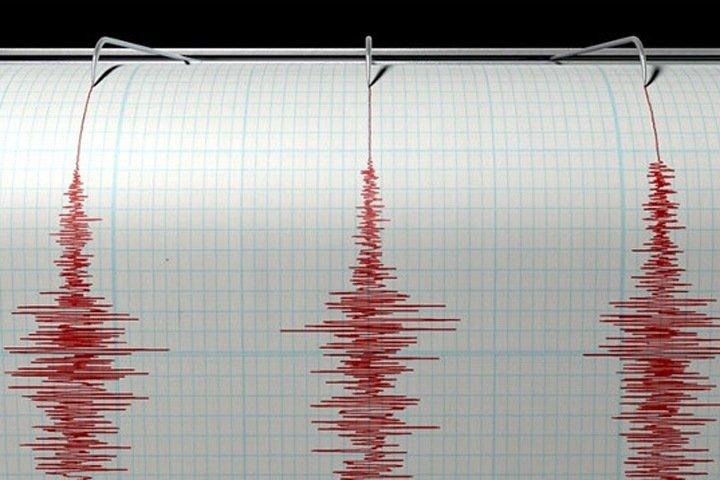 Сильное землетрясение произошло в Бурятии