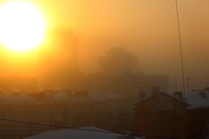 «Черное небо» и лютый мороз: какая погода ожидает новосибирцев