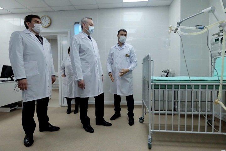 Новосибирское правительство готово ввести карантин из-за коронавируса в районах