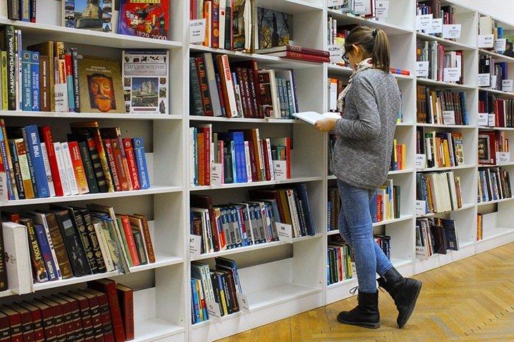 Норильск признали самым читающим городом России