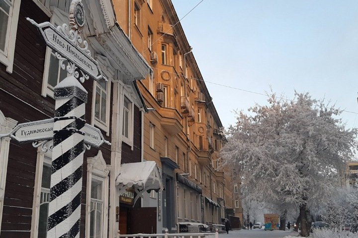 Похолодание до -27 градусов придет в Новосибирскую область
