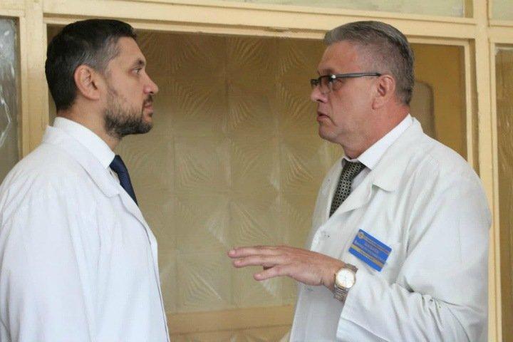 Главврача забайкальской краевой больницы арестовали за взятки на 13 млн рублей