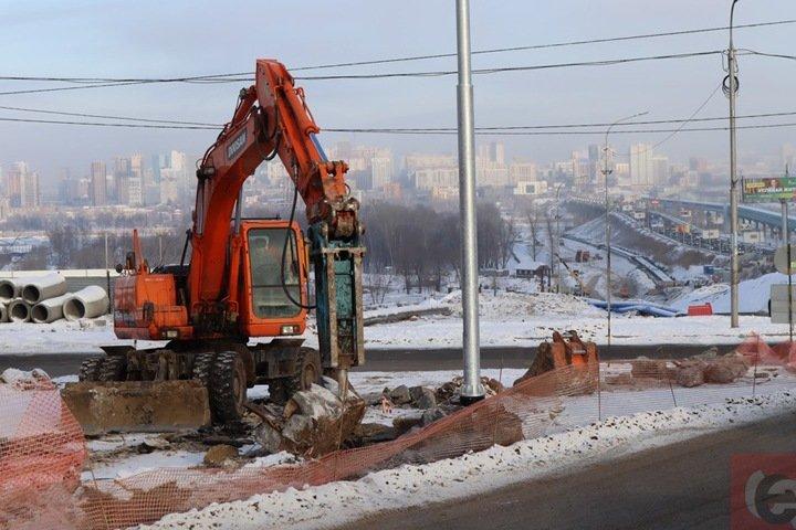 Мэрия Новосибирска отказалась от строительства надземного перехода около нового ЛДС