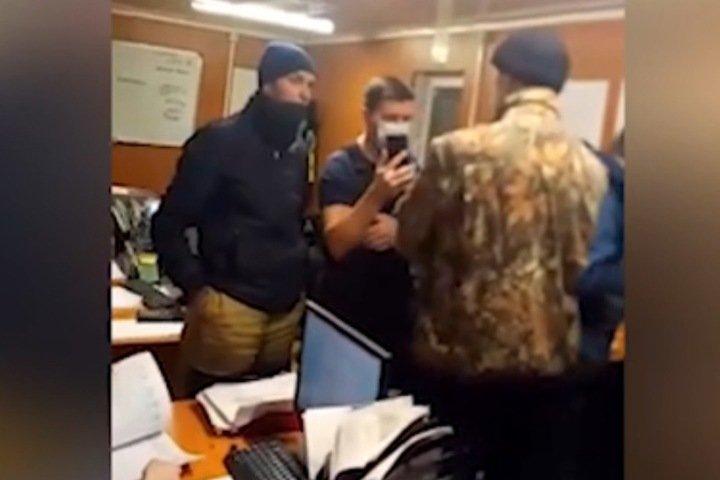 Вахтовики продолжают забастовку на красноярском месторождении «Роснефти»