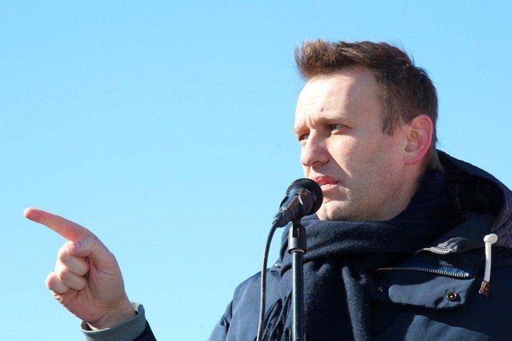 Навальный назвал предполагаемых организаторов своего отравления