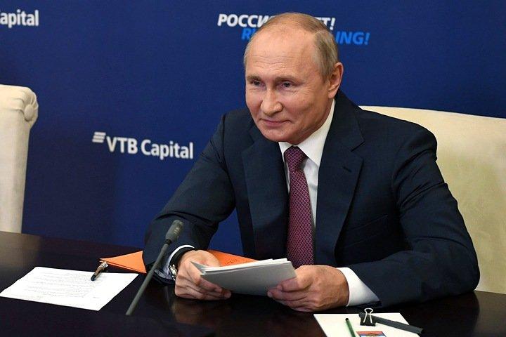 Путин об отравлении Навального: «Если бы хотели, довели бы до конца»