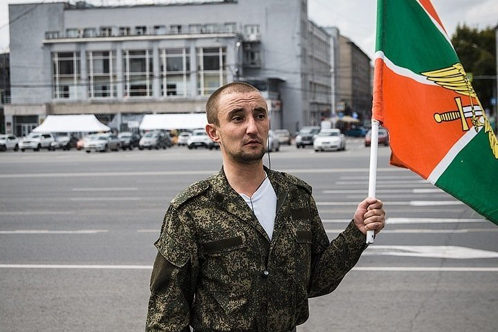 Новосибирский суд оштрафовал участников акции в поддержку Хабаровска за неповиновение полиции