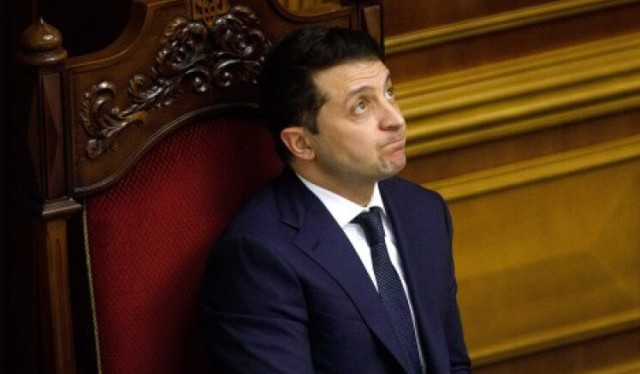 Разочарование 2020 года. Более 40% украинцев не верят Зеленскому