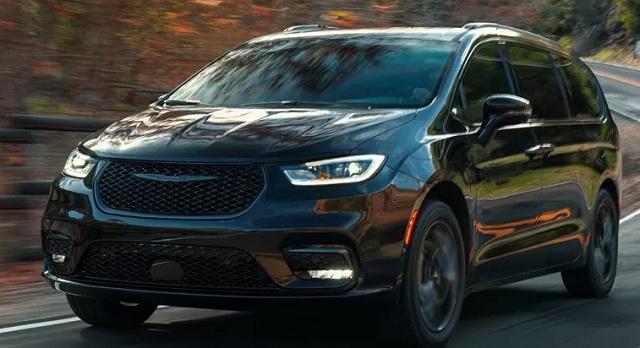 Pacifica Chrysler: почему бренд сменил название