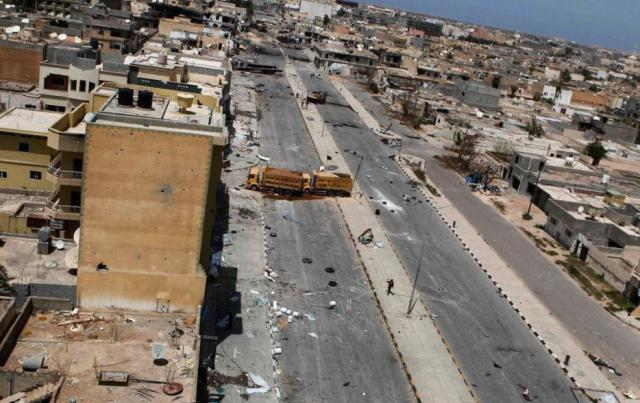 Пора на выход: США попросили Россию и Турцию покинуть Ливию