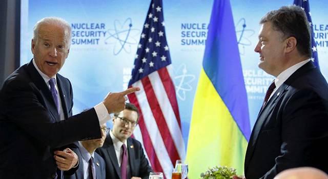 Поближе к Байдену. Как Зеленский и Порошенко борются за внимание США