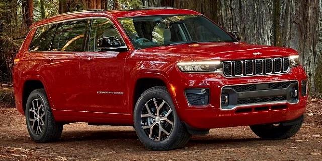 Небесный горизонт: премьера Jeep Grand Cherokee
