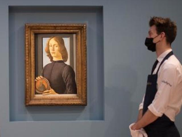 С молотка: новый аукционный рекорд на Sotheby's
