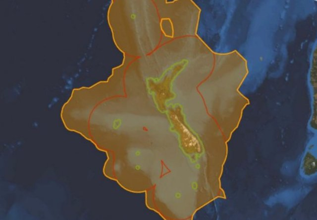 Ученые обнаружили под водой 7-й континент Земли