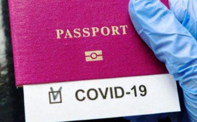 Ковид-паспорт. Когда и получат ли их украинцы