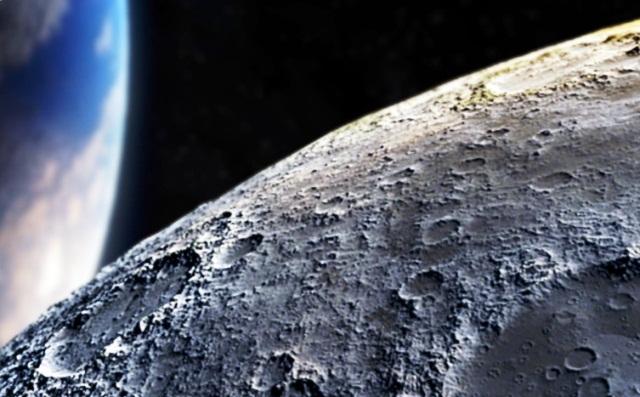 Полезные ископаемые: китайцы пробурили на Луне 40-метровую скважину