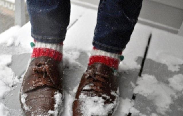 Теплые ботинки: как лучше сушить обувь зимой